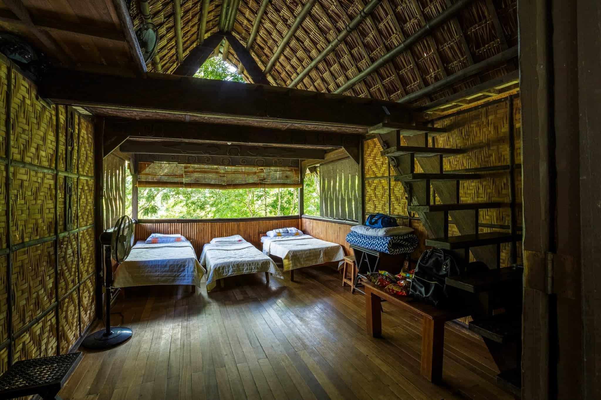 Lava Mountain Farm Bali Hut (2)