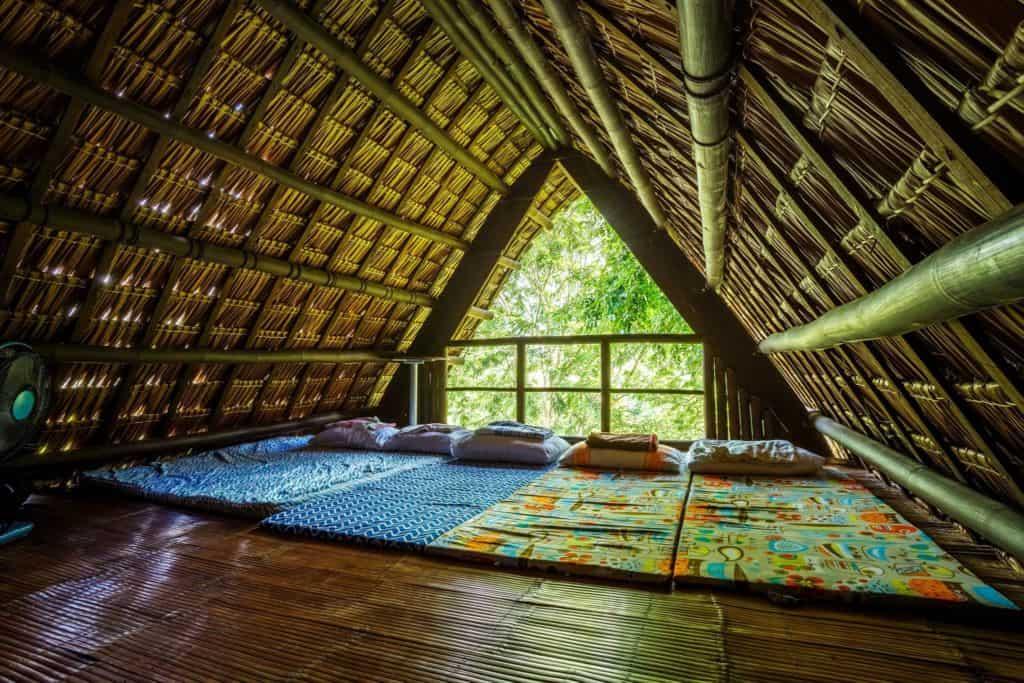 Lava Mountain Farm Bali Hut (3)