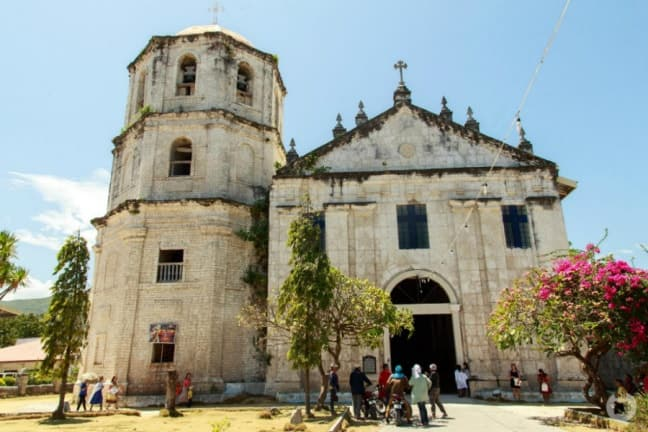 Oslob Heritage Park - Immaculate Conception Church