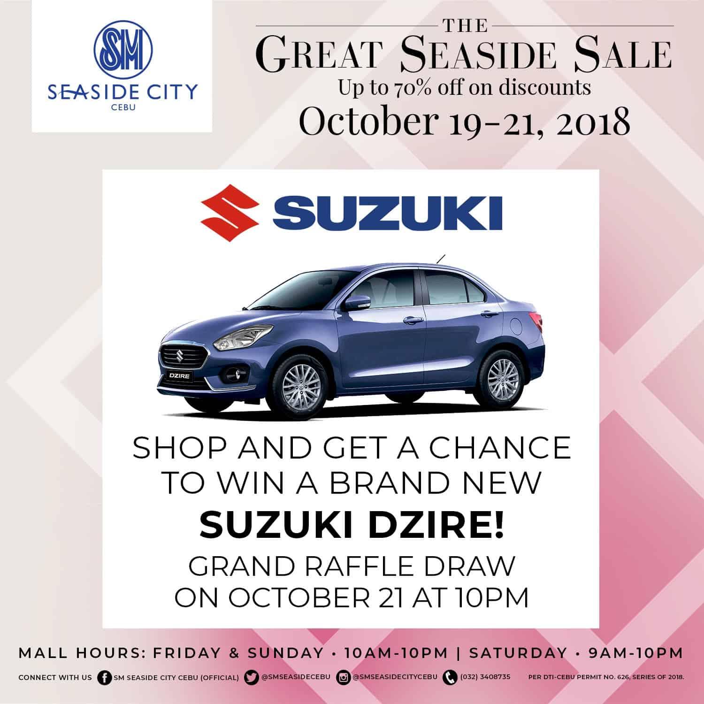 SM Seaside Cebu Sale October 2018 (6)