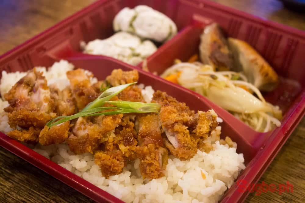 Bento Box - Torikatsu