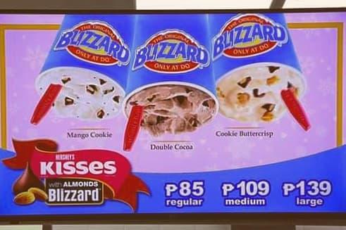 Dairy Queen DQ Cebu Blizzard (2)