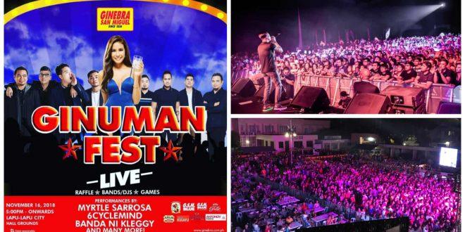 Ginuman Fest 2018 6cyclemind Cebu