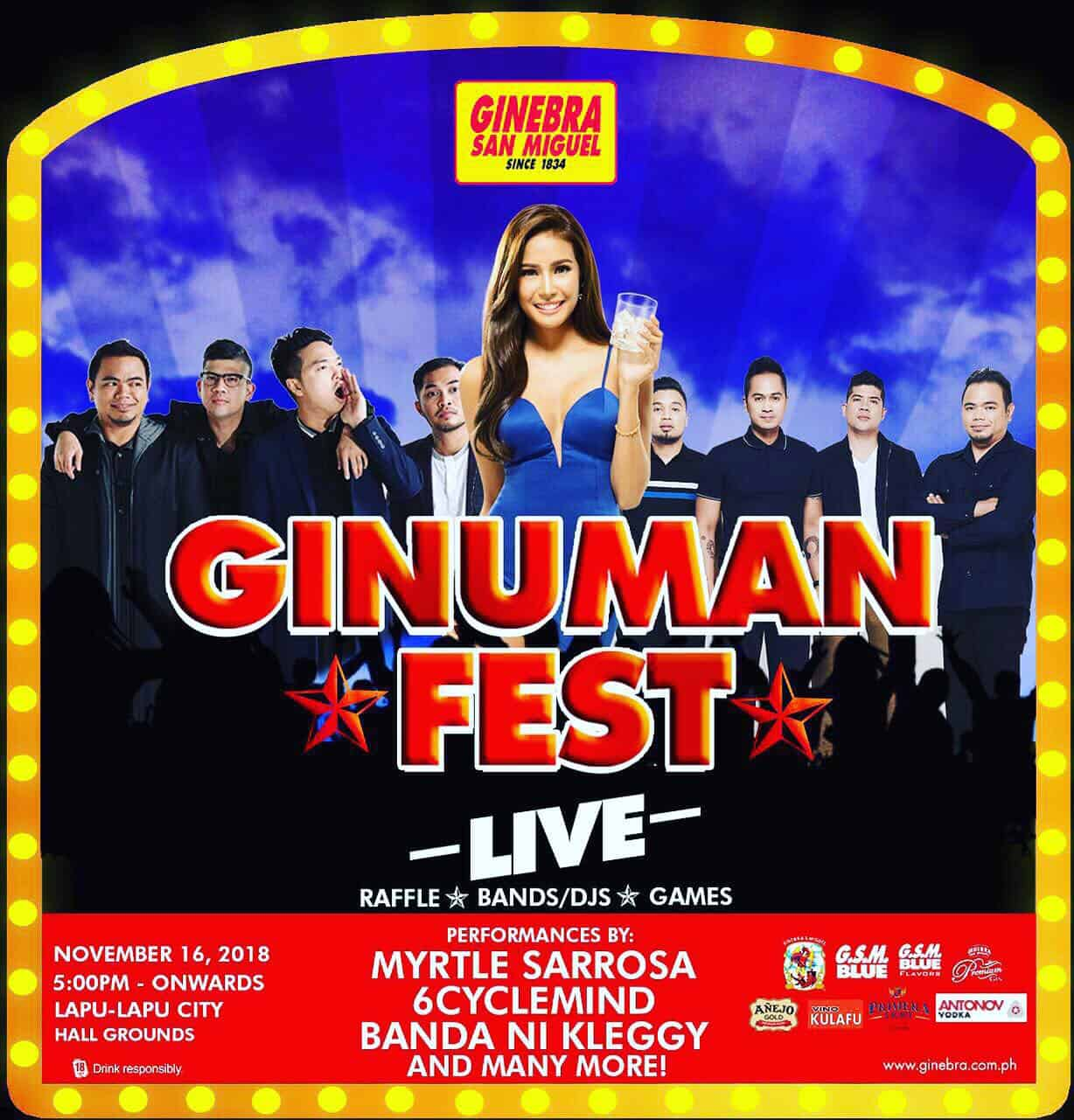 Ginuman Fest 2018 Ginebra (1)