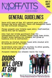 Moffats Cebu Concert (2)