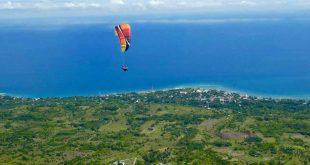 Paragliding in Cebu Oslob (1)