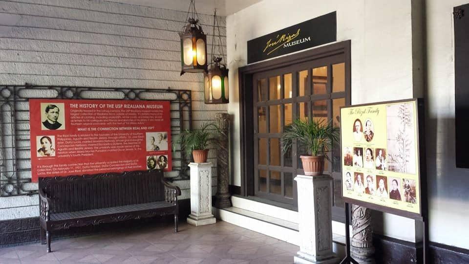 Rizaliana Museum USPF Cebu