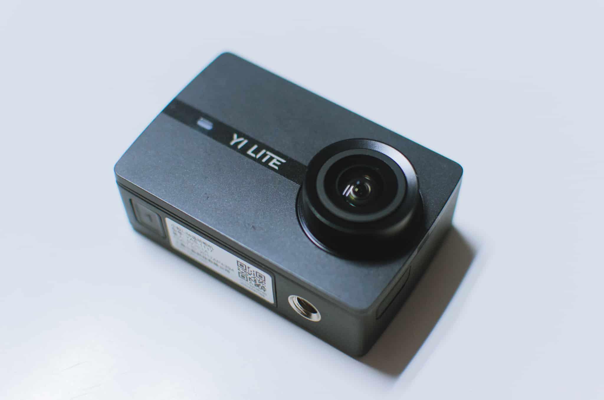 Yi Lite Action Camera (1)