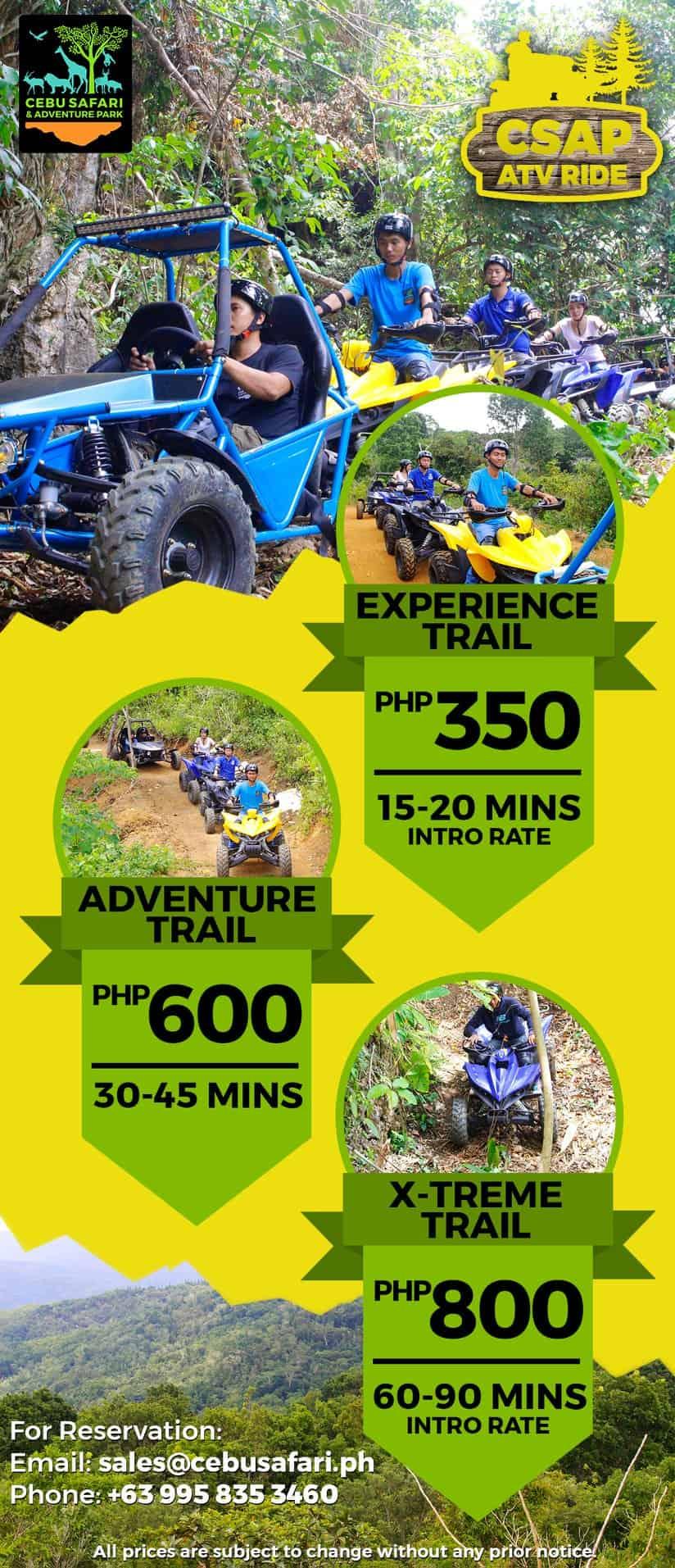 cebu safari atv trail 1