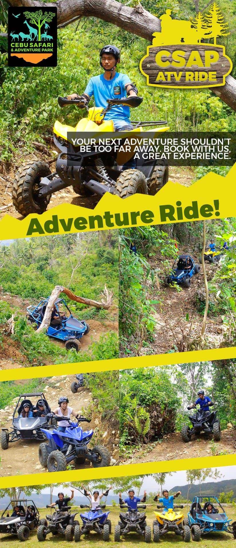 cebu safari atv trail 2