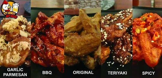 Yot Chicken Wings and Beer Unlimited Cebu (1)