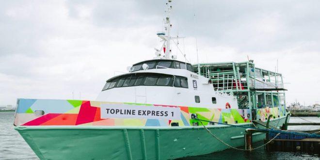 topline express mactan to cebu city pier