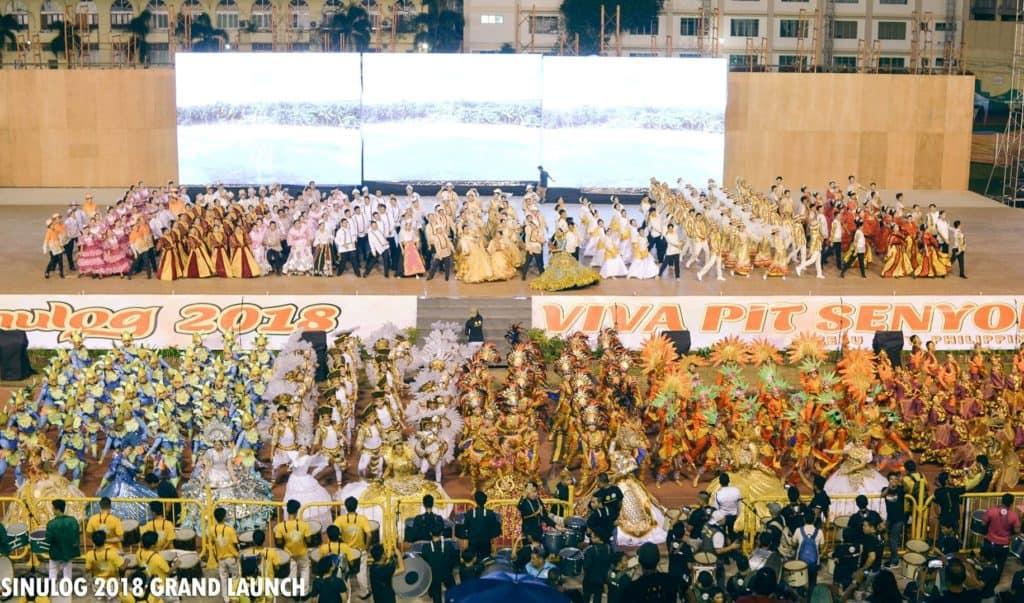 Cebu Sinulog Grand Launch