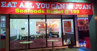 Eat All You Can ni Juan Seafood Cebu (1)
