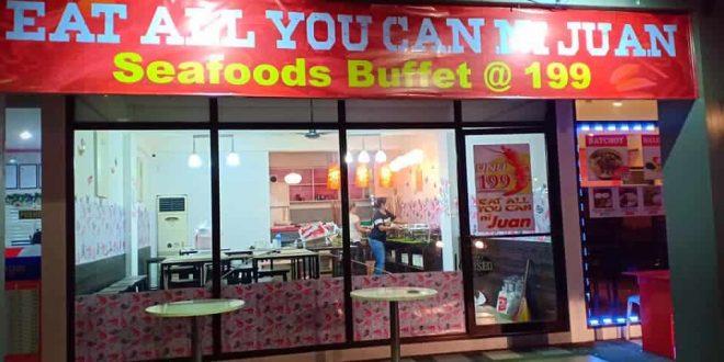 Eat All You Can ni Juan Seafood Cebu (1)