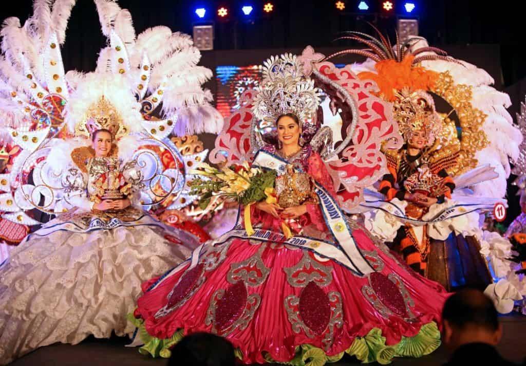 cebu sinulog festival queen