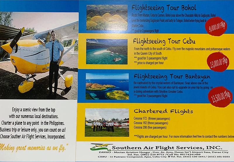 flightseeingtour-southernair-cebu