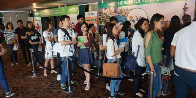 IDP Australia New Zealand Education Fair Cebu (1)