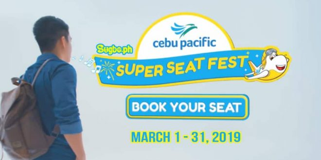 Cebu Pacific Flights – Things to Know