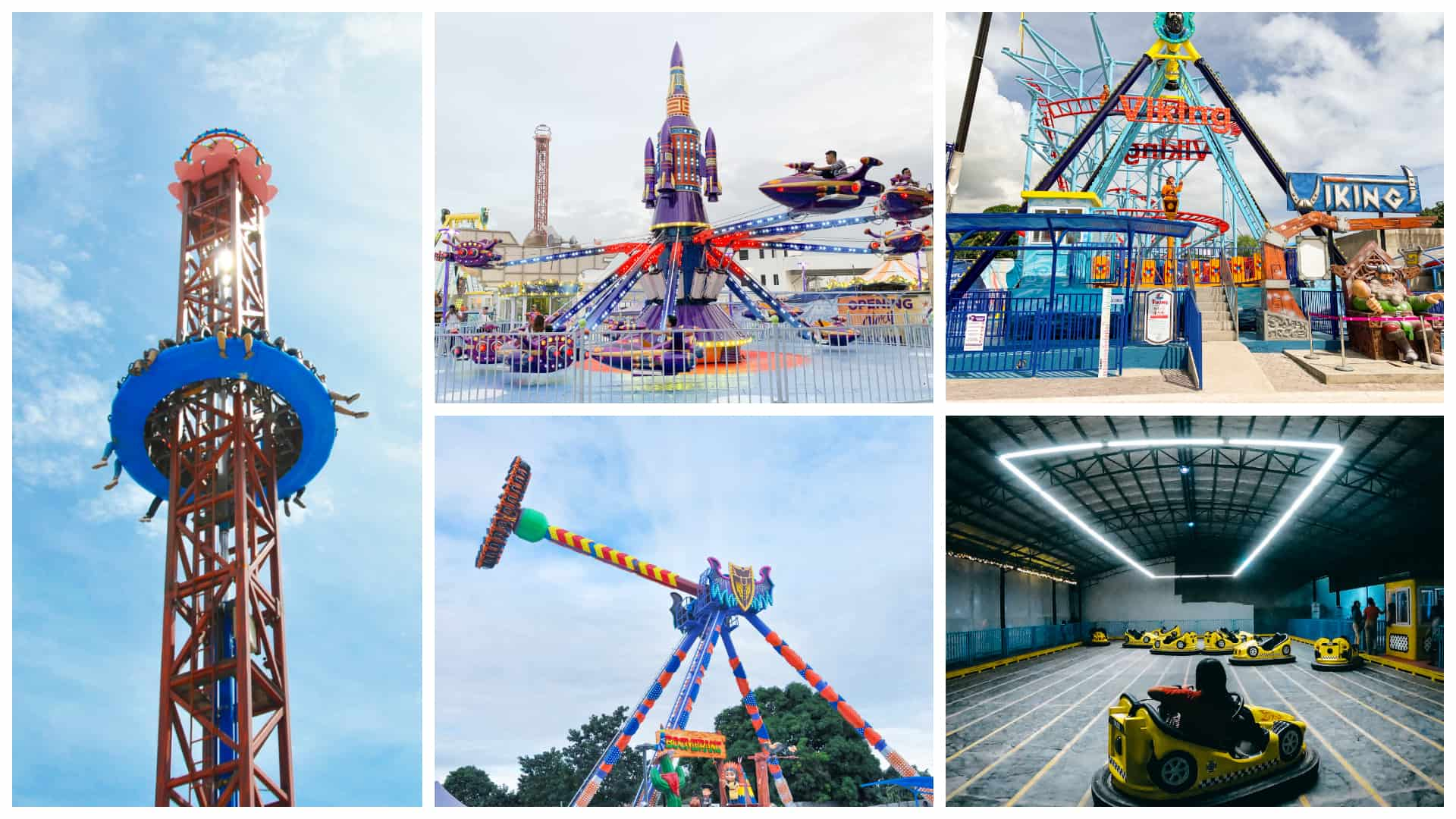 9 Rides to expect at Anjo World Theme Park | Sugbo.ph - Cebu