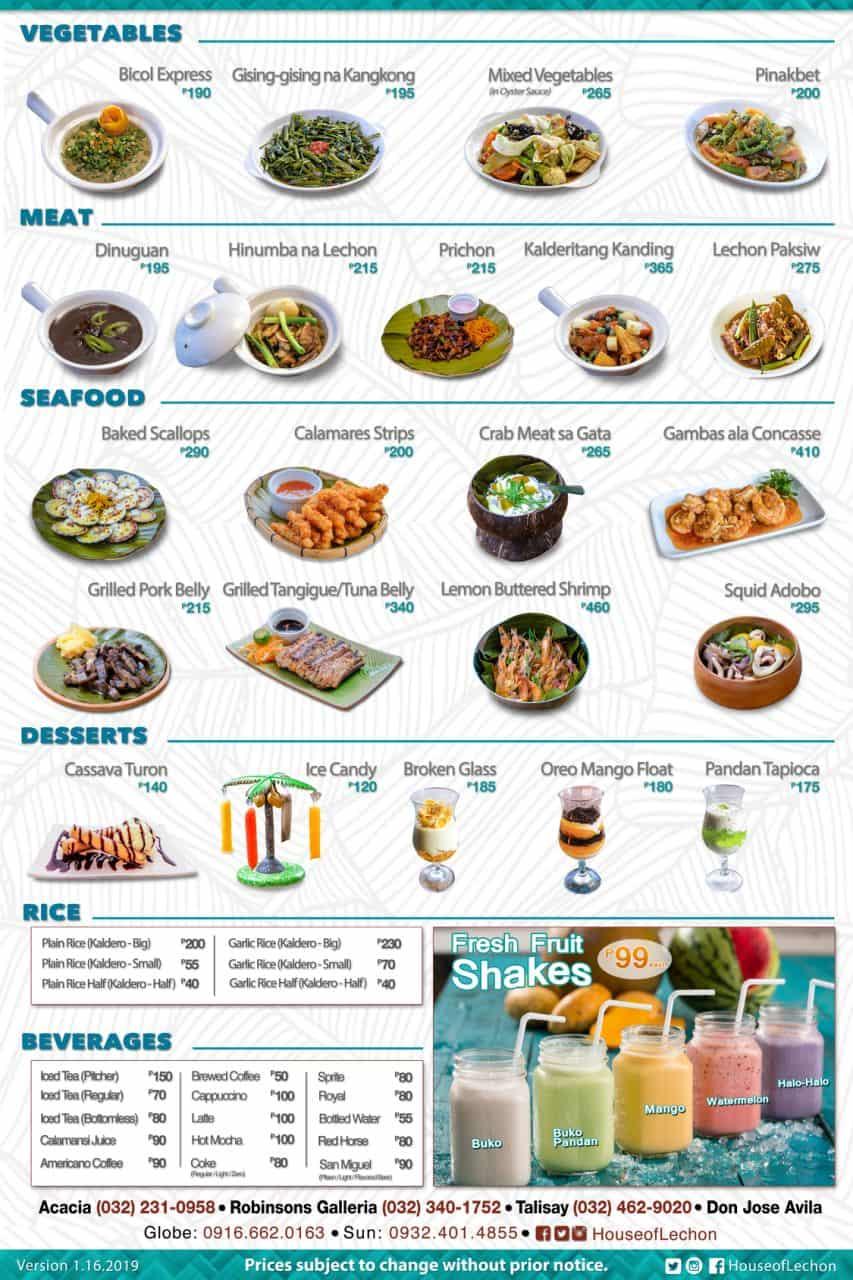 hol menu1