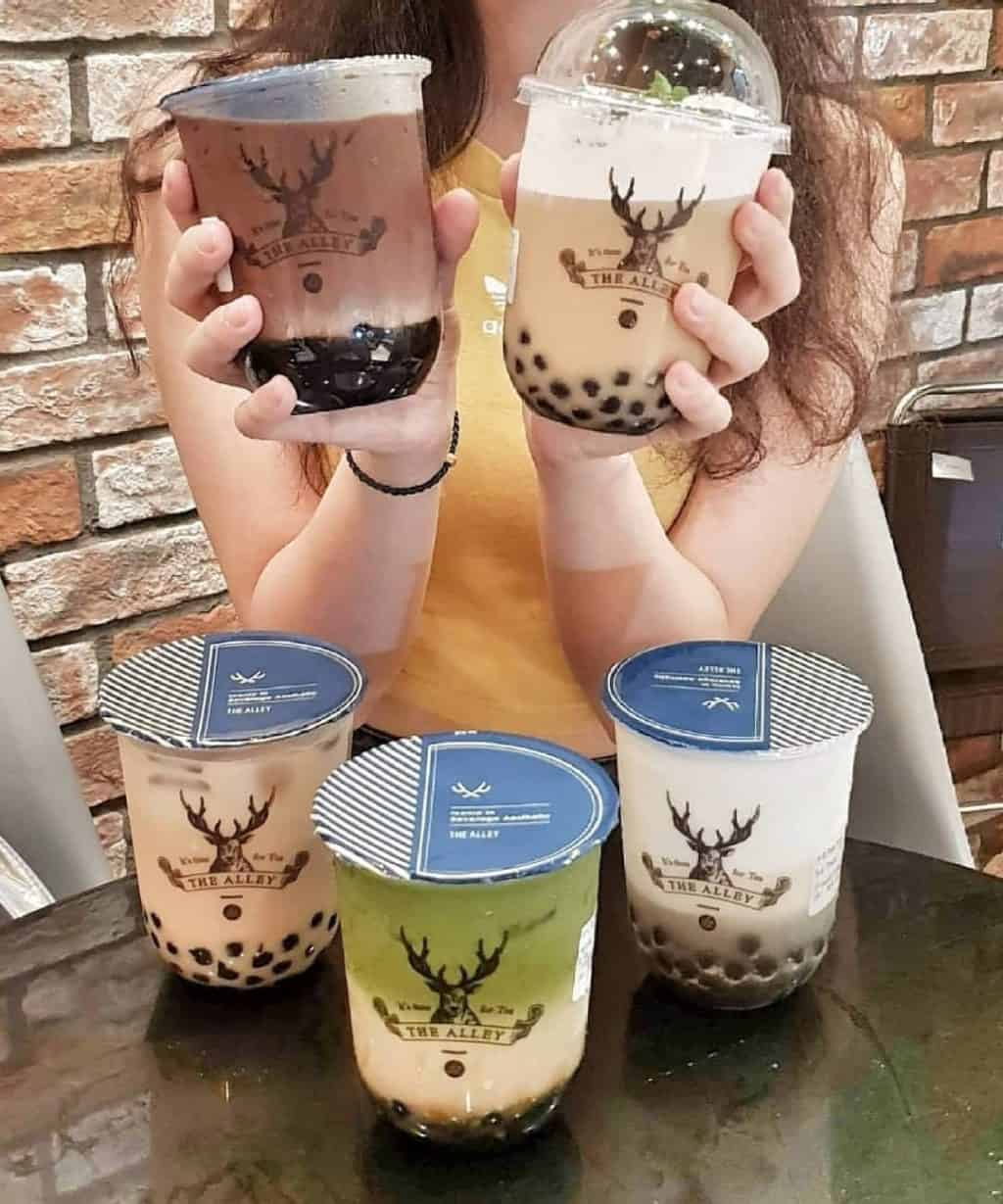 The Alley: Taiwan's Iconic Milk Tea shop to open in Cebu