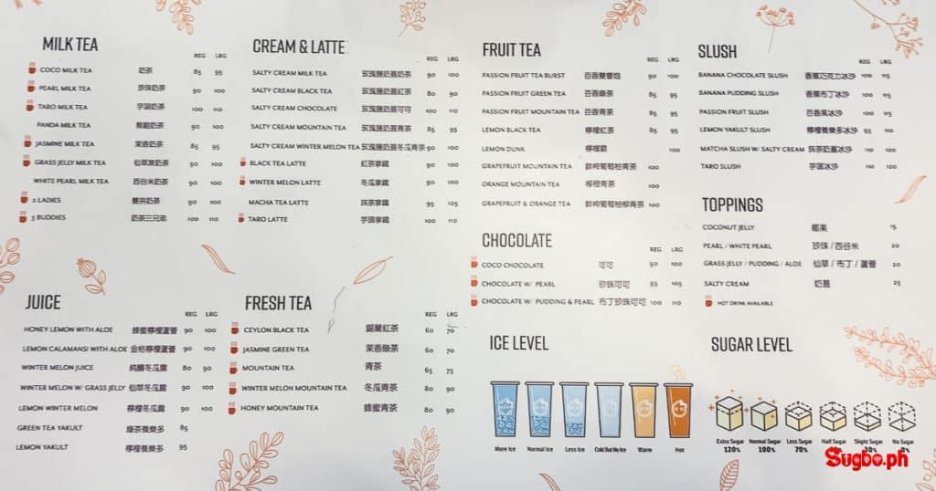 Taiwan's trending CoCo Milk Tea, now in Cebu! | Sugbo ph - Cebu