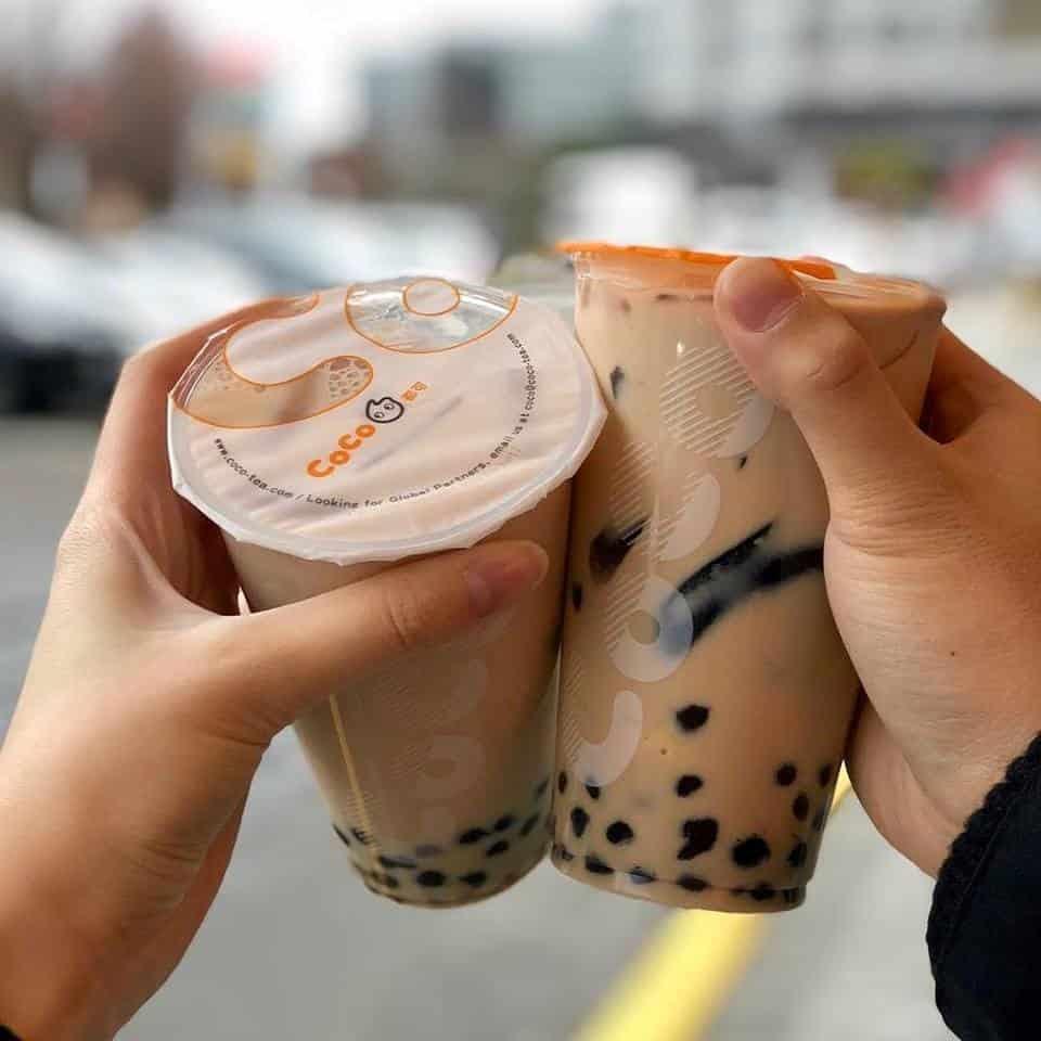 Taiwan's trending CoCo Milk Tea, now in Cebu!   Sugbo ph - Cebu