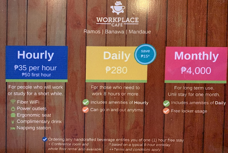 workplacecafe-mandaue-rates