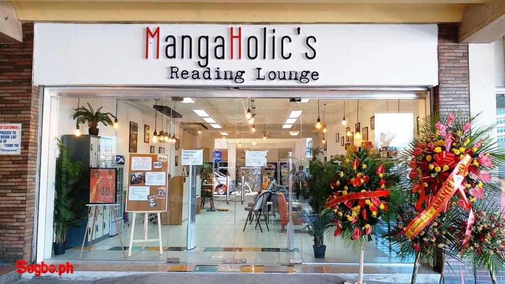 Mangaholic's Reading Lounge Cebu City (1)