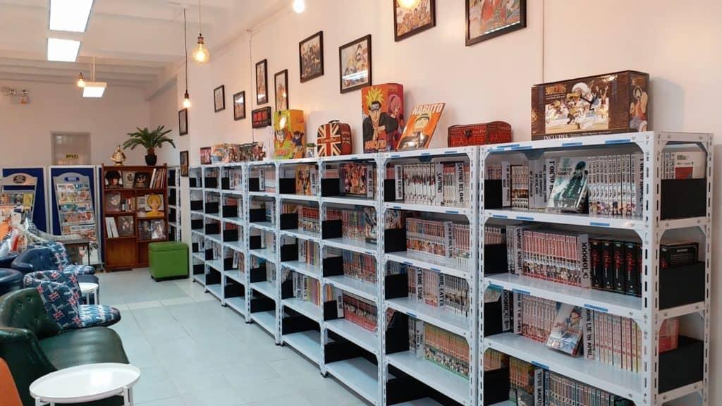 Mangaholic's Reading Lounge Cebu City (4)