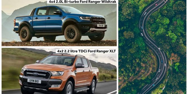 ford philippines cebu wildtrak and xlt 2019