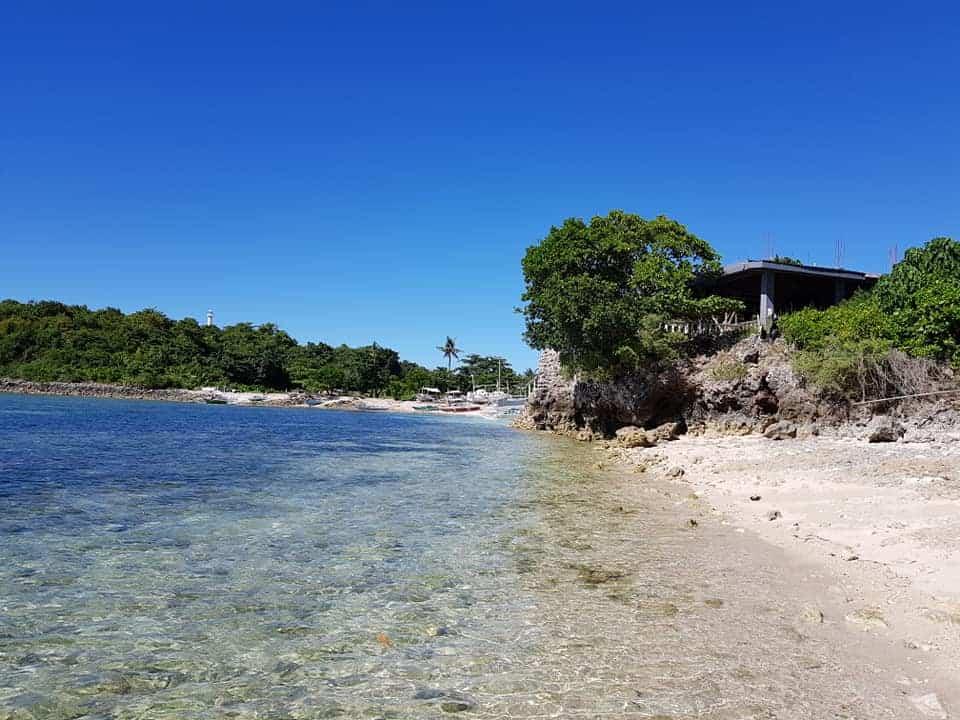 Lighthouse Beach Malapascua Cebu