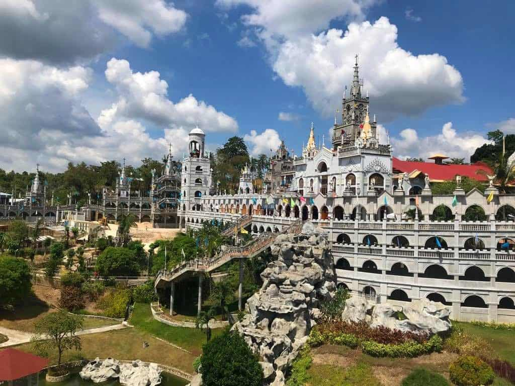 Simala Shrine Castle Church Cebu (2)