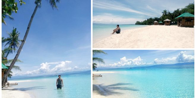 1 lambug beach badian cebu