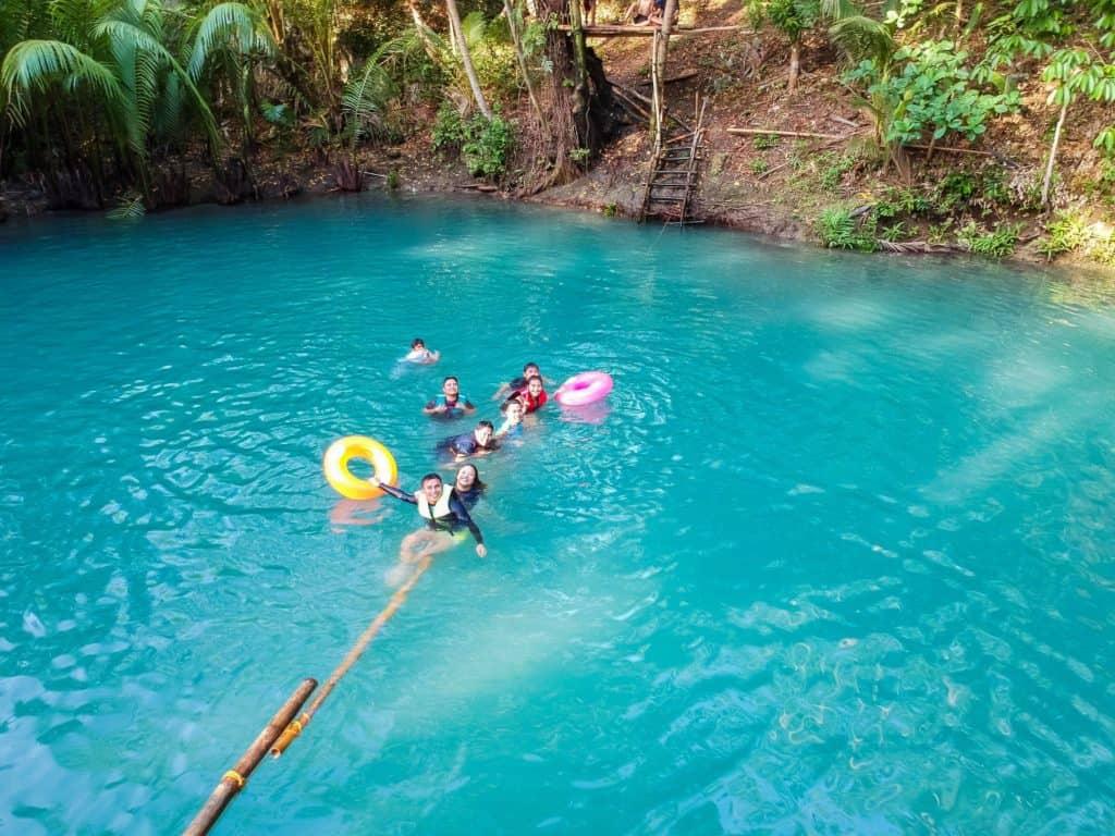 Blue Hole Spring Tuburan Cebu (10)