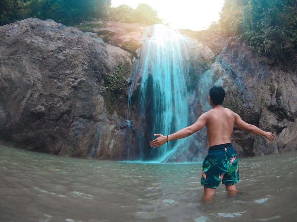Budlaan Falls Cebu City (2)