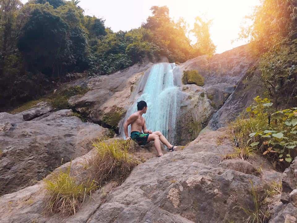 Budlaan Falls Cebu City (3)