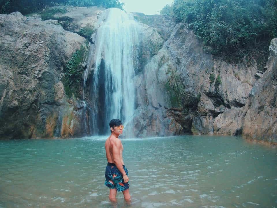 Budlaan Falls Cebu City (4)