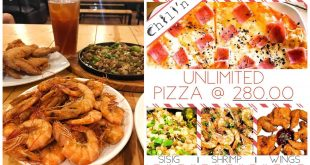 Chillin Restobar Unlimited Cebu