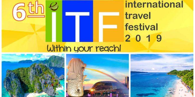 International Travel Festival ITF 2019 Cebu 3