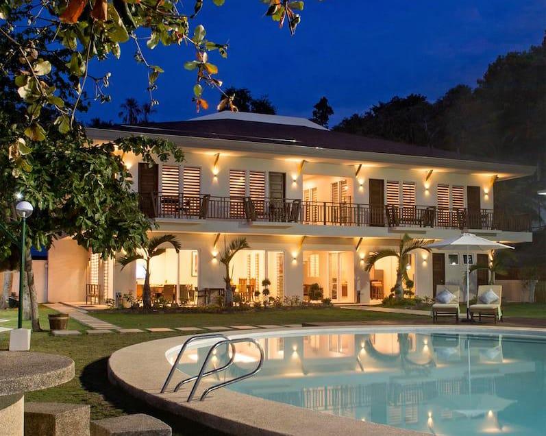 Allure Badian Beach Villa Resort (2)