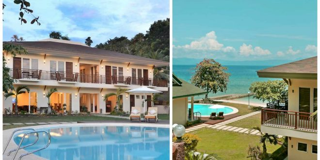 Allure Badian Beach Villa Resort