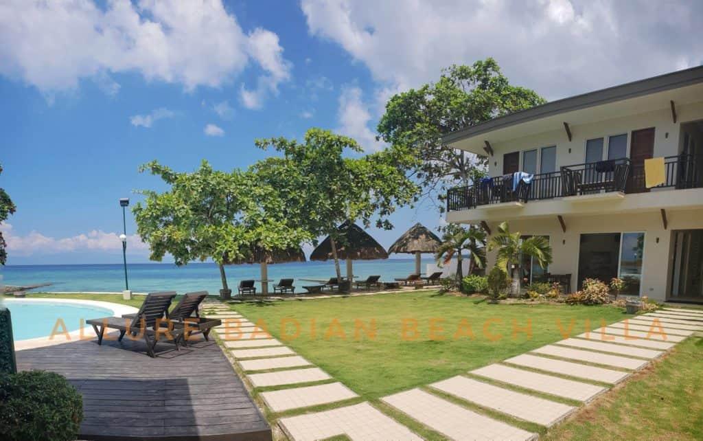 Allure Badian Beach Villa Resort (7)