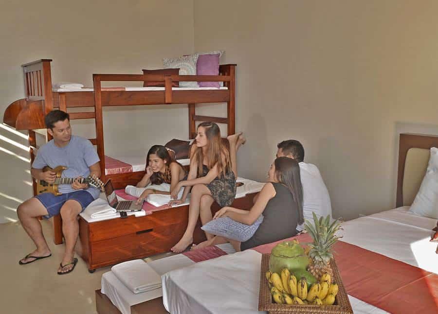 Allure Badian Beach Villa Resort - Rooms2