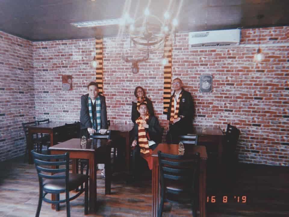 Broom Cafe Harry Potter Cebu (9)