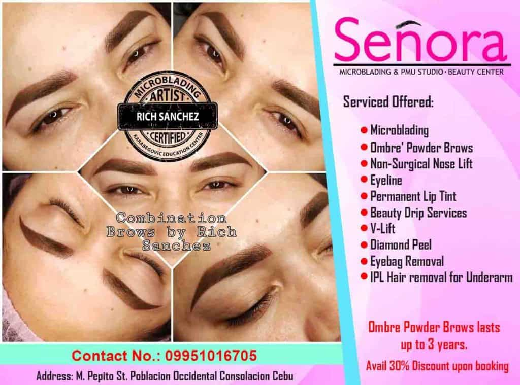 Senora Beauty Lounge Consolacion Cebu (9)