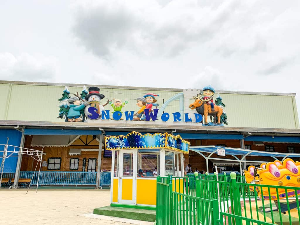 Snow World Cebu
