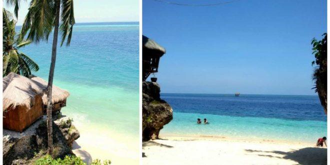 Voda Krasna Beach Alcoy Cebu