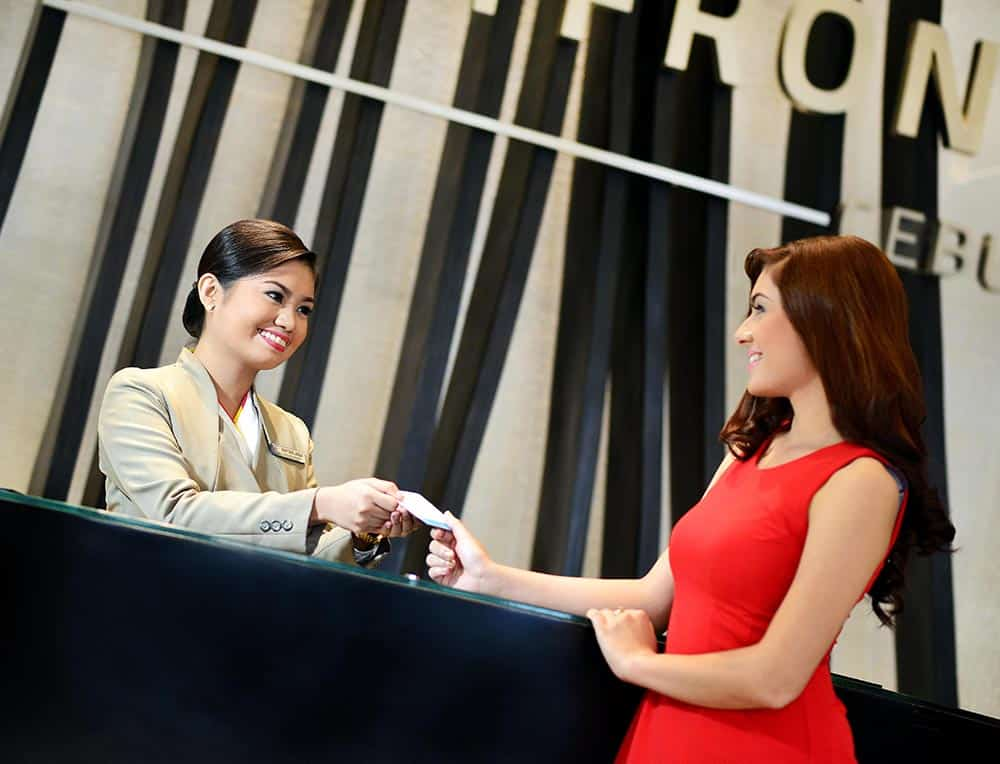 Bayfront Hotel Cebu - FO Grace _ RedLady